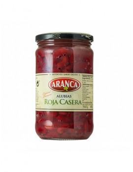 Alubia Roja Casera